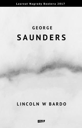 okładka Lincoln w Bardo. KsiążkaSaunders George