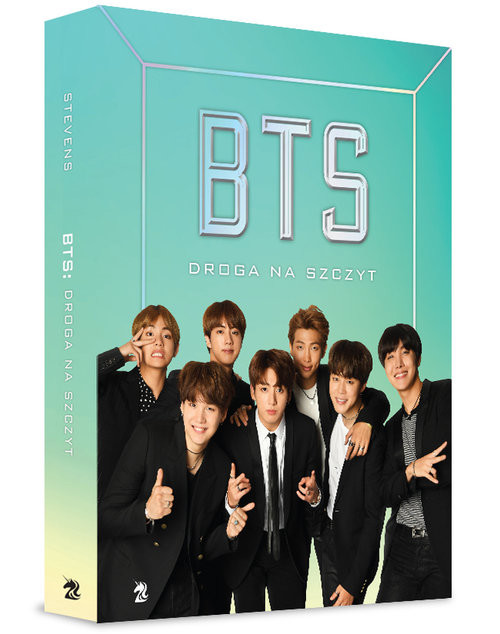 okładka BTS Powstanie Bangtan, Książka | J. Stevens Cara