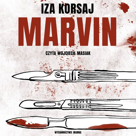 okładka Marvinaudiobook | MP3 | Iza  Korsaj