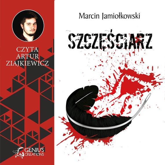 okładka Szczęściarz, Audiobook | Marcin Jamiołkowski