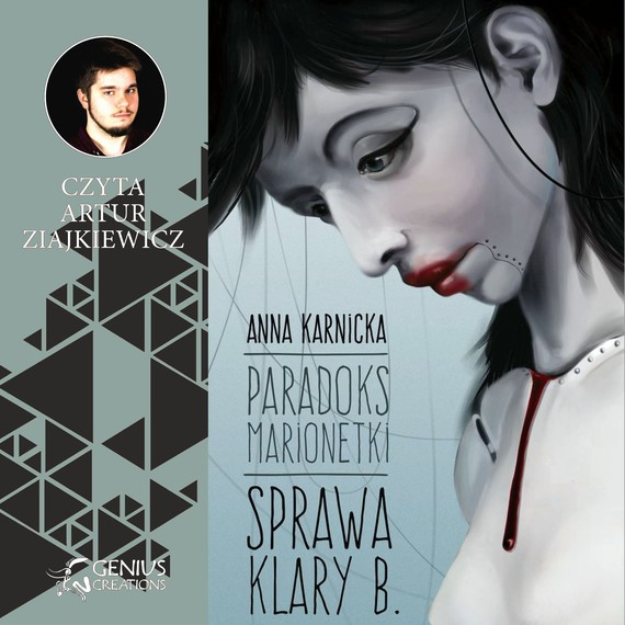 okładka Paradoks marionetki: Sprawa Klary B.audiobook | MP3 | Anna Karnicka