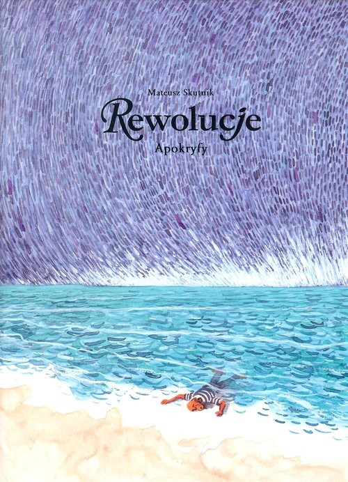 okładka Rewolucja 11 Apokryfy, Książka | Skutnik Mateusz