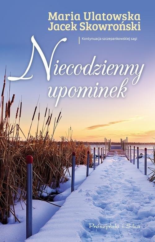 okładka Niecodzienny upominek, Książka | Jacek Skowroński, Maria Ulatowska