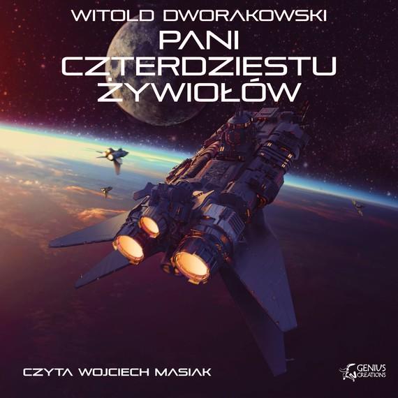 okładka Pani Czterdziestu Żywiołówaudiobook | MP3 | Witold Dworakowski