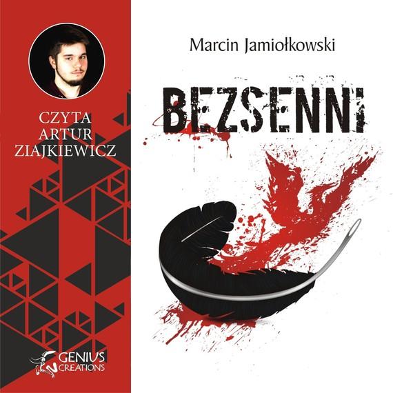 okładka Bezsenni, Audiobook | Marcin Jamiołkowski