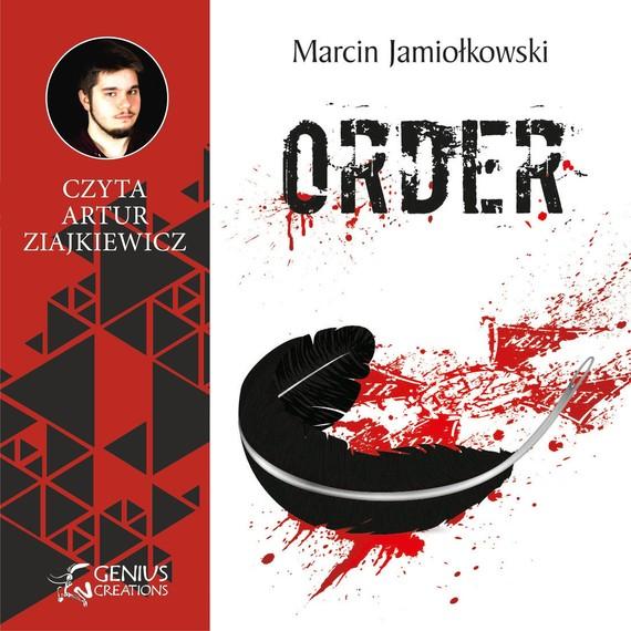 okładka Order, Audiobook | Marcin Jamiołkowski