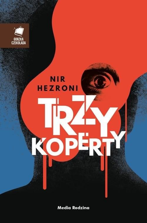okładka Trzy koperty, Książka | Herzoni Nir