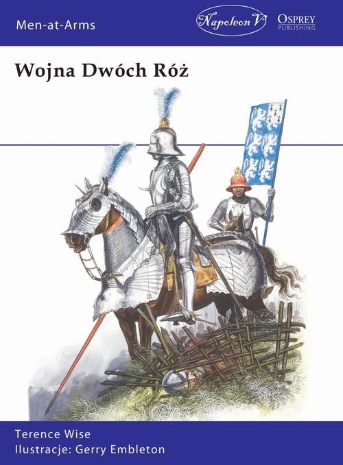 okładka Wojna Dwóch Różksiążka      Wise Terence