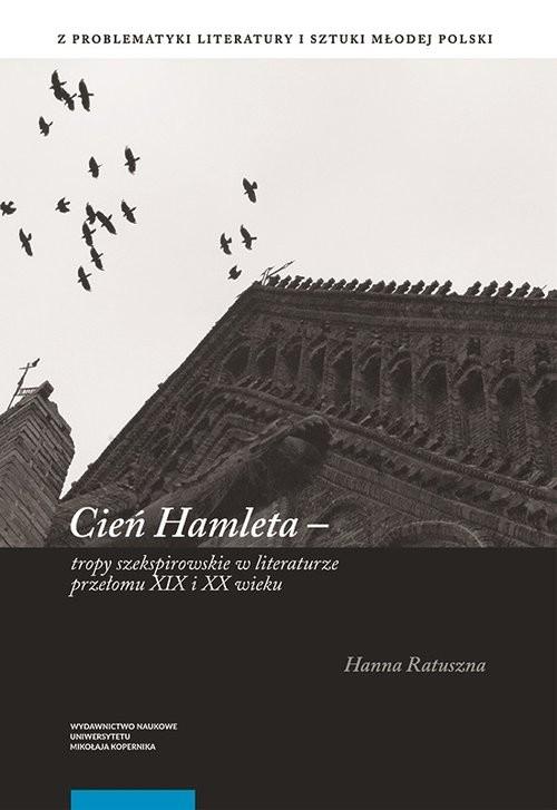 okładka Cień Hamleta, Książka | Ratuszna Hanna