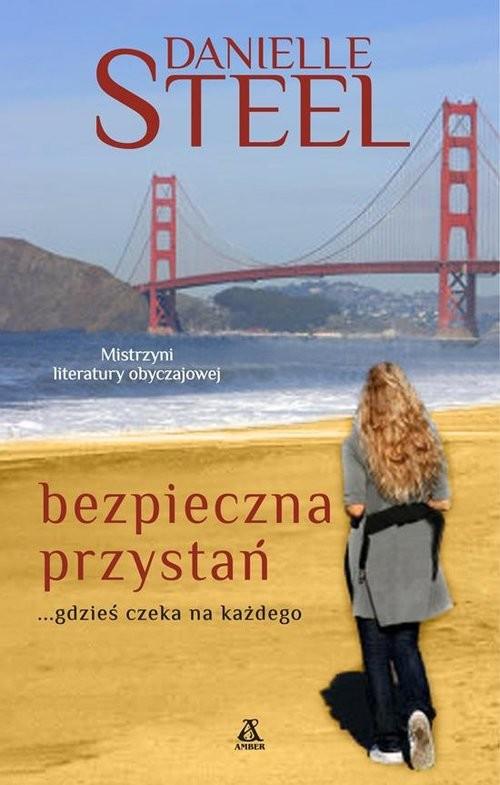 okładka Bezpieczna przystań, Książka | Steel Danielle