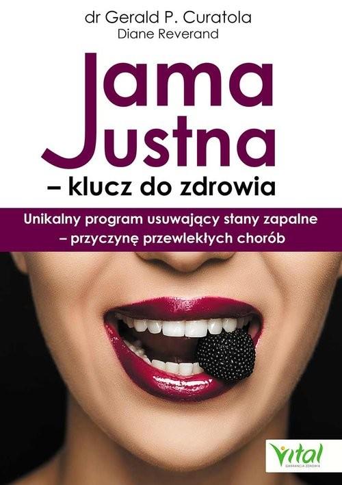 okładka Jama ustna klucz do zdrowia, Książka |
