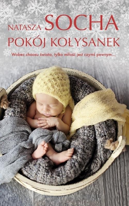 okładka Pokój kołysanek, Książka | Natasza  Socha