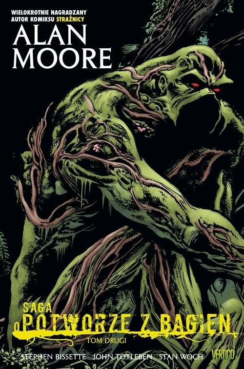 okładka Saga o Potworze z Bagien Tom 2, Książka | Alan Moore