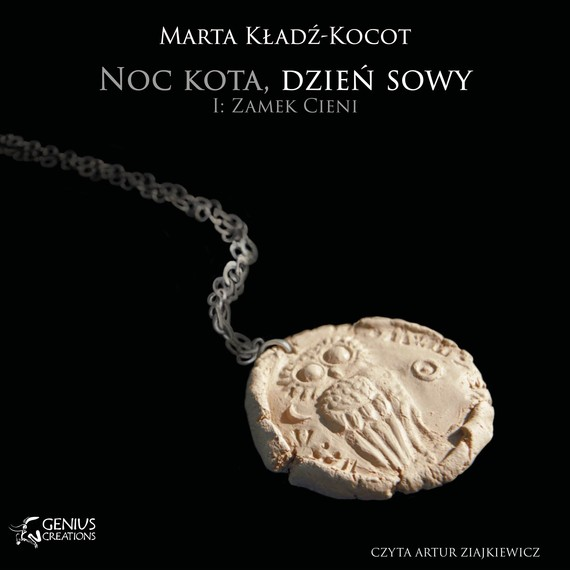 okładka Noc kota, dzień sowy, Audiobook | Marta Kładź-Kocot