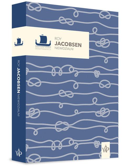 okładka Niewidzialni, Książka | Roy Jacobsen