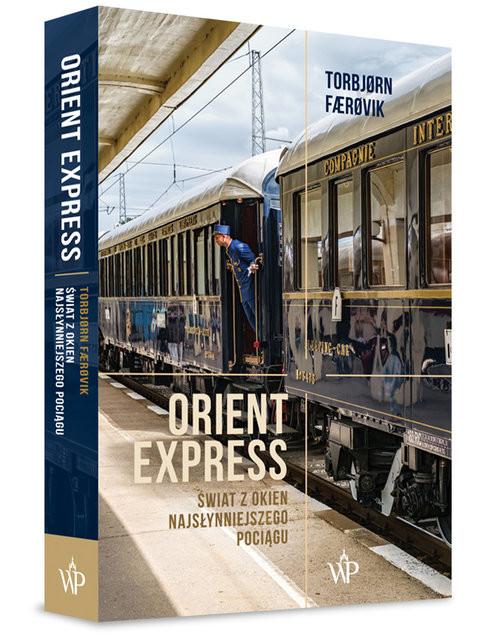 okładka Orient Express, Książka |