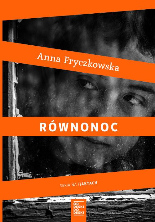 okładka Równonoc, Książka | Fryczkowska Anna