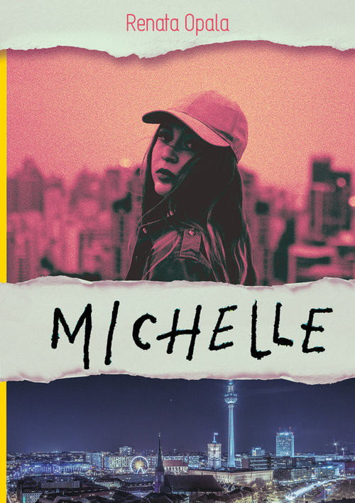okładka Michelle, Książka | Opala Renata