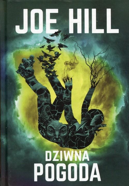 okładka Dziwna pogoda, Książka | Hill Joe
