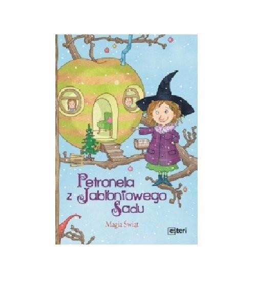 okładka Petronela z Jabłoniowego Sadu. Magia Świąt, Książka | Städing Sabine