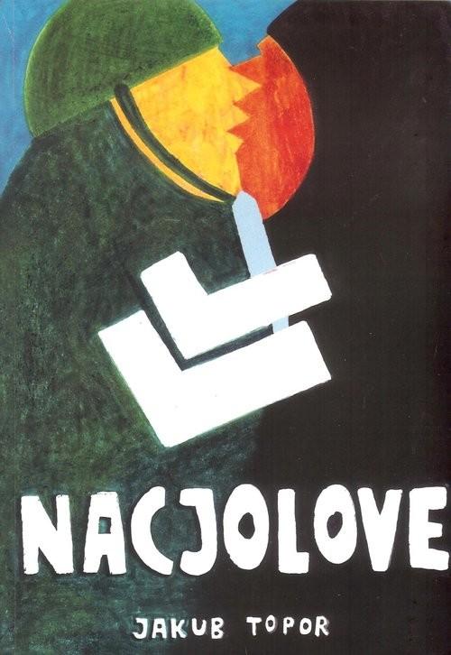 okładka Nacjolove, Książka | Topor Jakub