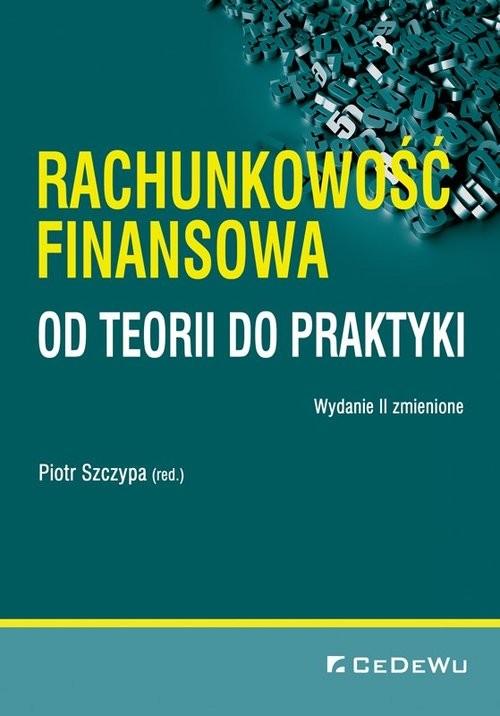 okładka Rachunkowość finansowa od teorii do praktyki, Książka |