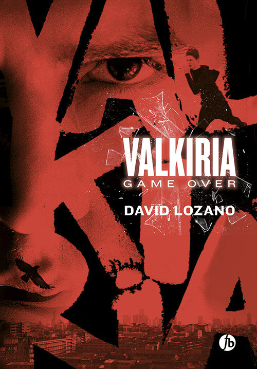 okładka Valkiria Game Over, Książka   Lozano David