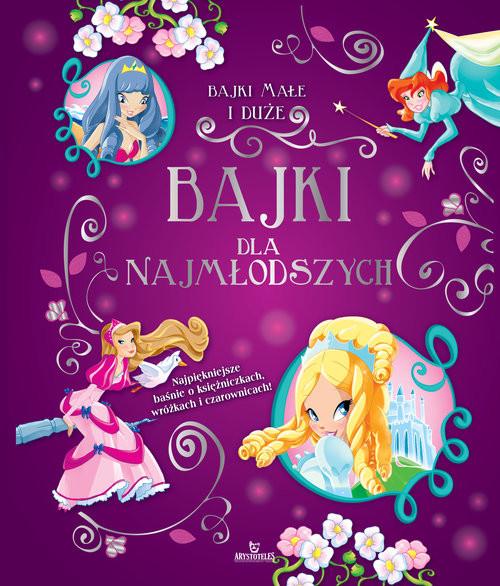okładka Bajki dla najmłodszych, Książka |