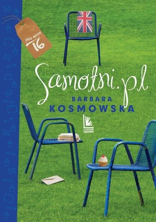 okładka Samotni.pl, Książka | Kosmowska Barbara