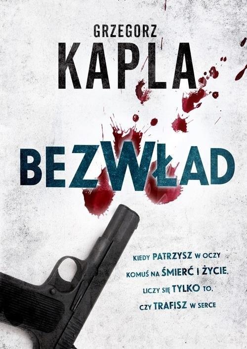 okładka Bezwład, Książka | Kapla Grzegorz