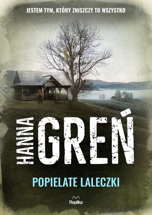 okładka Popielate laleczki, Książka | Hanna Greń