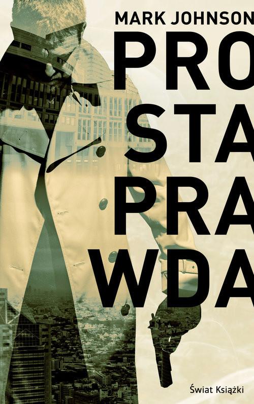 okładka Prosta prawda, Książka | Mark Johnson