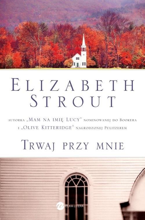 okładka Trwaj przy mnie, Książka | Elizabeth Strout