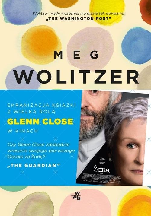okładka Żona, Książka | Wolitzer Meg