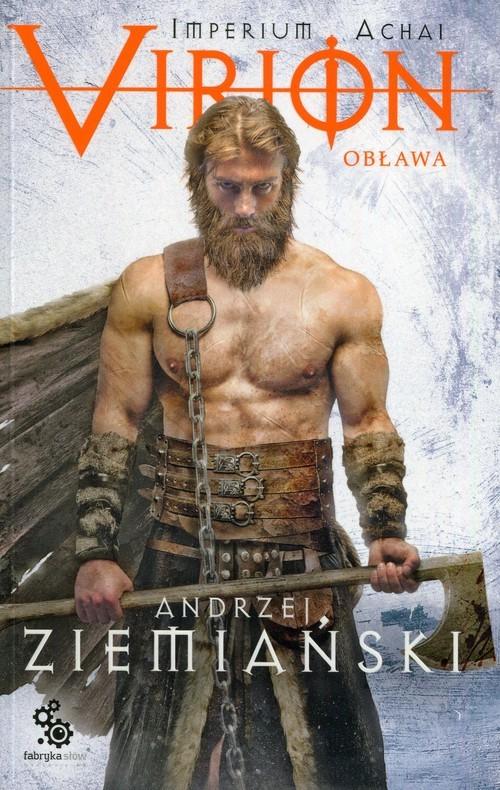 okładka Virion Tom 2 Obława, Książka | Ziemiański Andrzej