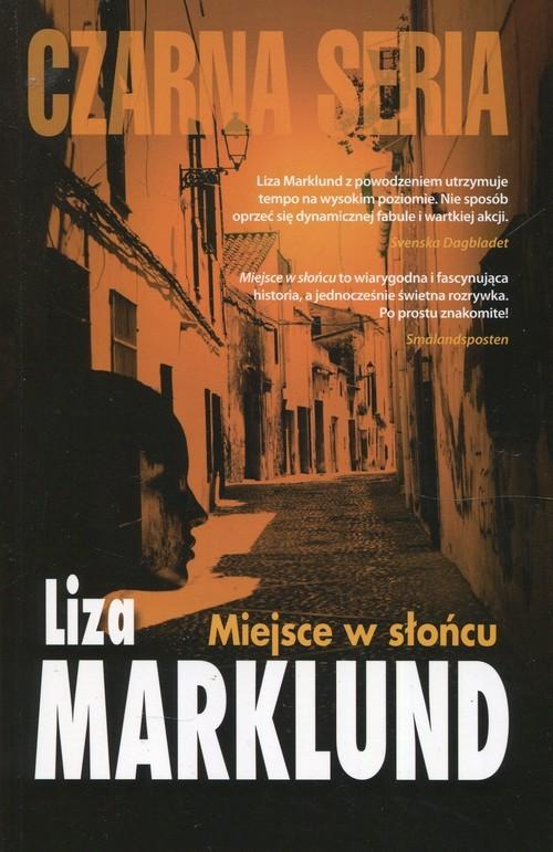 okładka Miejsce w słońcu, Książka | Liza Marklund