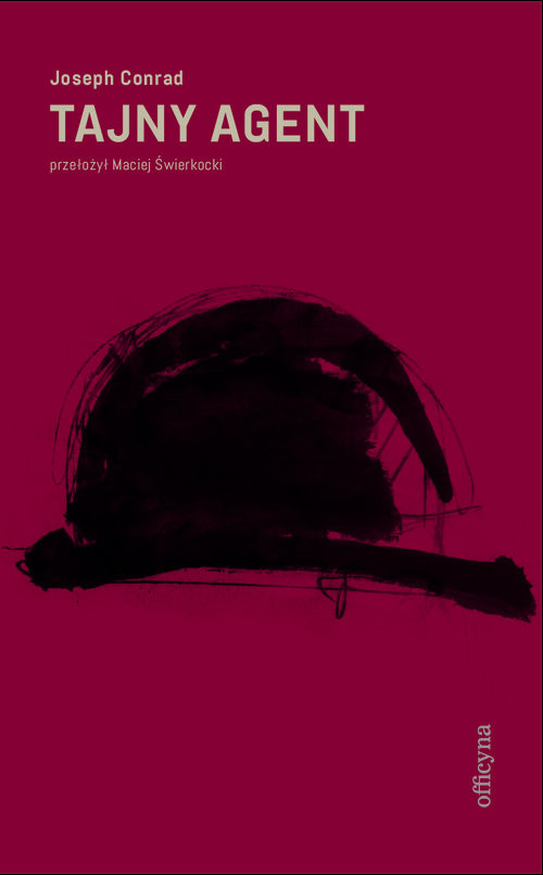 okładka Tajny agent Prosta historia, Książka | Conrad Joseph