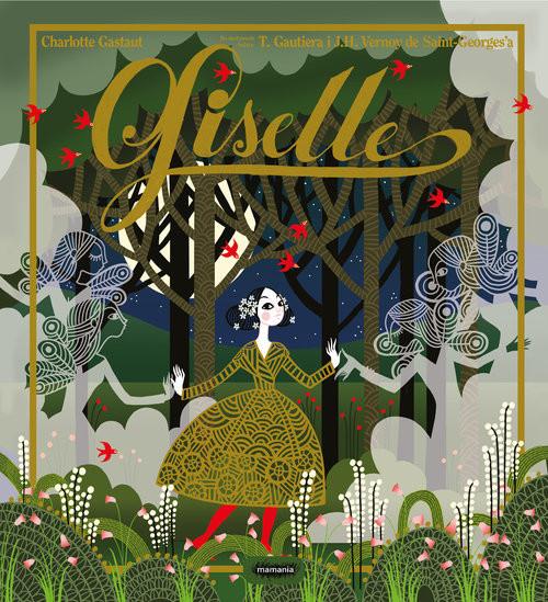 okładka Giselle, Książka | Gastaut Charlotte