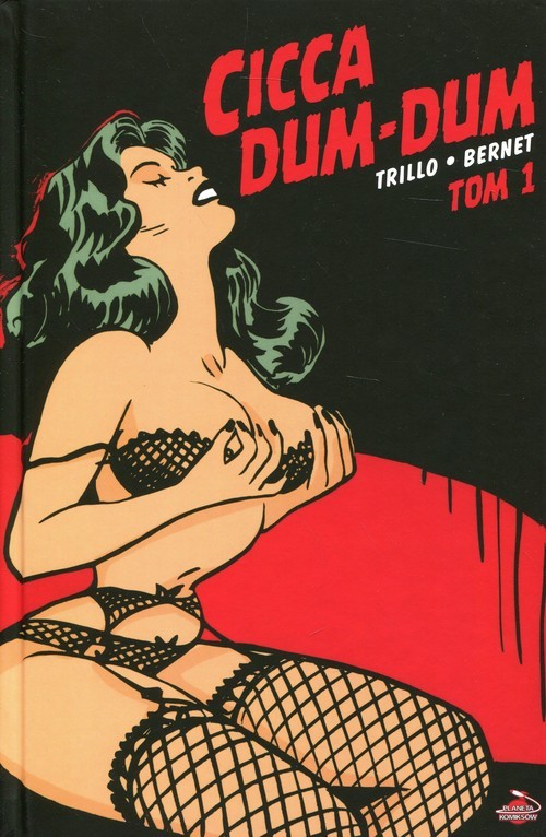 okładka Cicca Dum-Dum Tom 1, Książka | Trillo Carlos