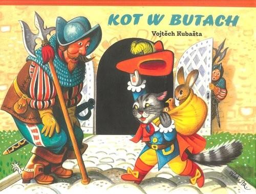 okładka Kot w butach, Książka | Kubašta Vojtěch