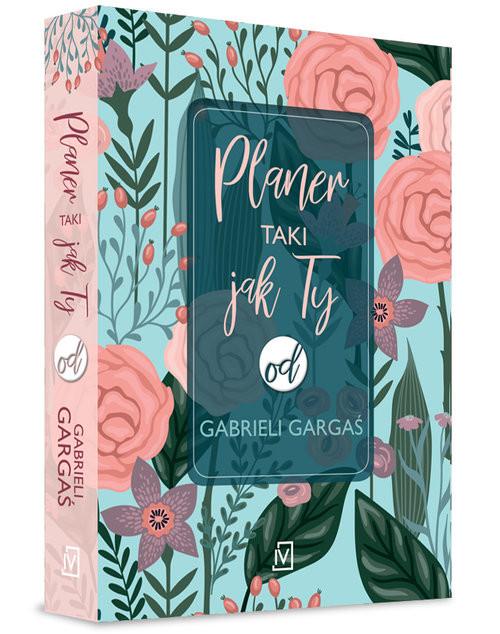 okładka Planer taki jak Ty od Gabrieli Gargaś, Książka | Gabriela Gargaś