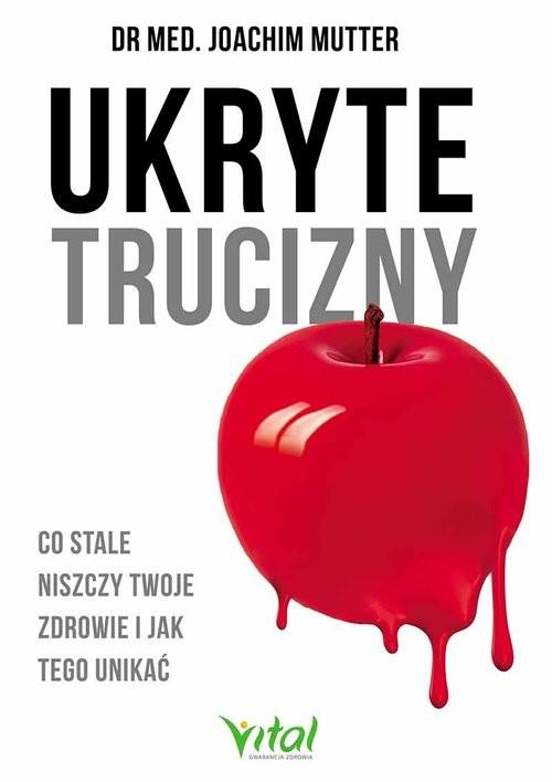 okładka Ukryte trucizny, Książka |