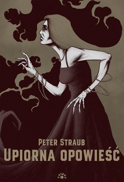 okładka Upiorna opowieść, Książka | Straub Peter
