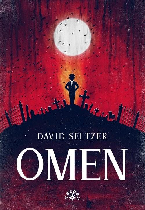 okładka Omen, Książka | Seltzer David