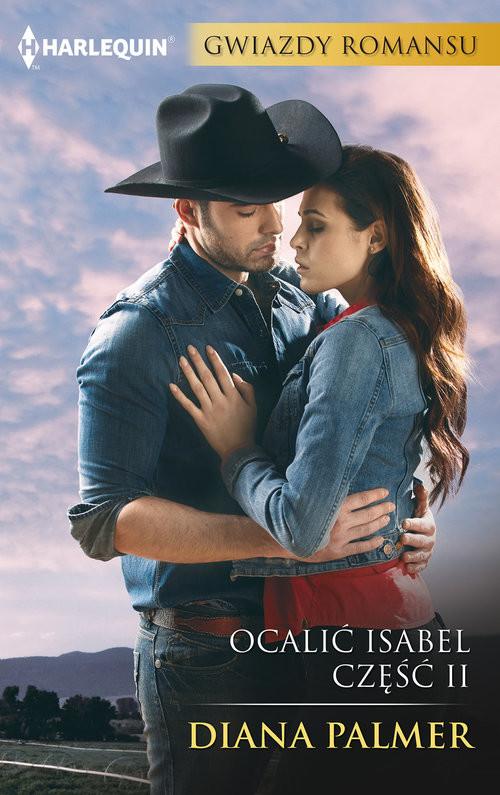 okładka Ocalić Isabel Część 2, Książka | Diana Palmer
