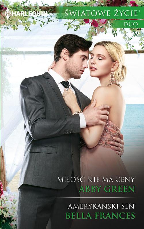 okładka Miłości nie ma ceny, Książka | Abby Green