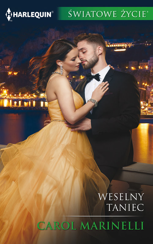 okładka Weselny taniec, Książka | Carol Marinelli