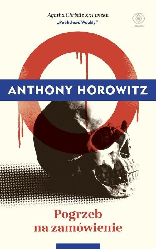 okładka Pogrzeb na zamówienie, Książka | Anthony Horowitz