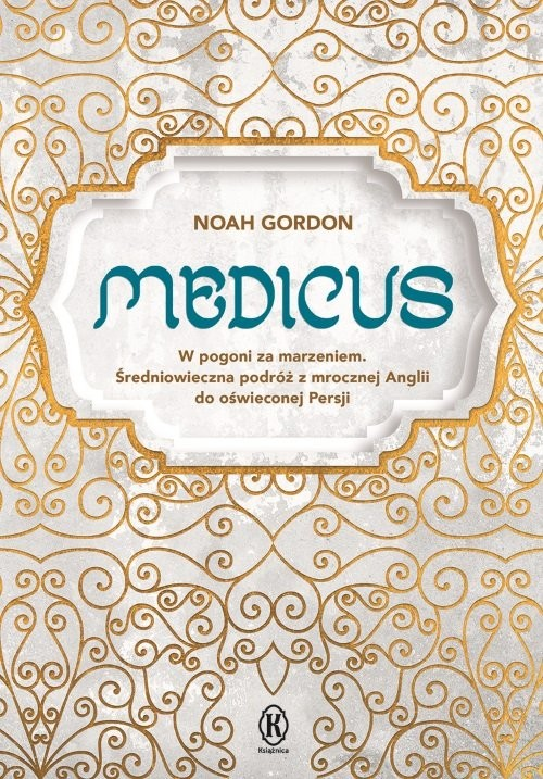 okładka Medicusksiążka |  | Gordon Noah