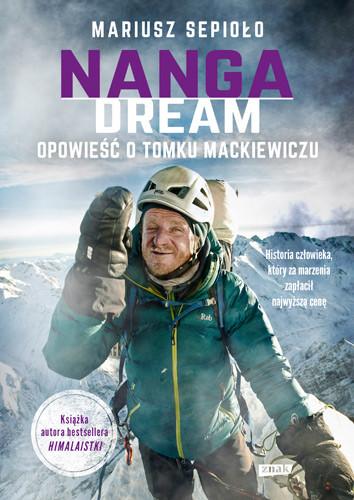 okładka  Nanga Dream, Książka | Sepioło Mariusz